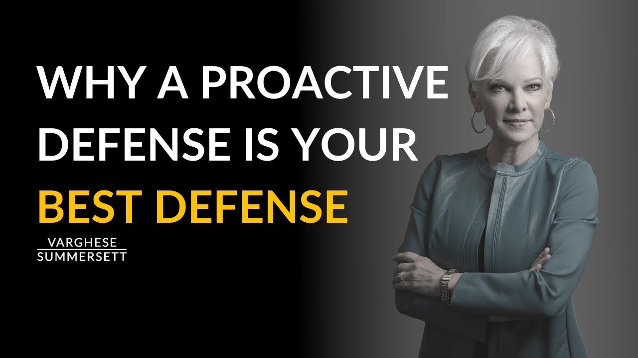 Video: How Important Is a Proactive Criminal Defense?