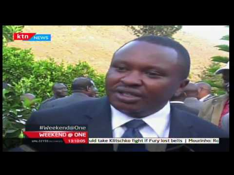 Weekend @ One: Former URP secretary general Fred Muteti eyes Makueni gubernatorial seat  , 25/9/2016