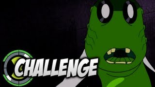 image of Ben 10: Omniverse DS/3DS - Upchuck Challenge