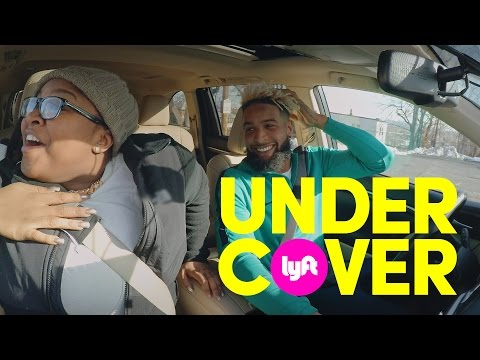 Undercover Lyft with Odell Beckham Jr. (видео)