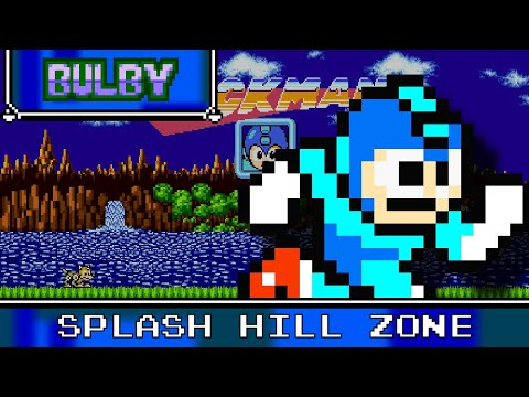 Splash Hill Zone 8 Bit (All Themes) - Sonic The Hedgehog 4 Ep.1