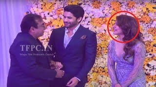 Video Comedian Brahmanandam Making Fun With Naga Chaitanya and Samantha @ ChaySam Wedding Reception | TFPC MP3, 3GP, MP4, WEBM, AVI, FLV November 2017