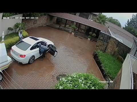 Armed Robbery in driveway after victims were followed home from Johannesburg international airport