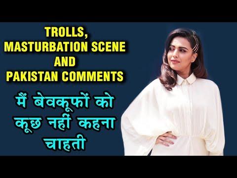 Swara Bhaskar ANGRY REACTION On Trolls, Masturbati