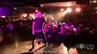 """James Ross @ Lyfe Jennings - """"Let's Stay together"""" - www.Jross-tv.com (St. Louis)"""