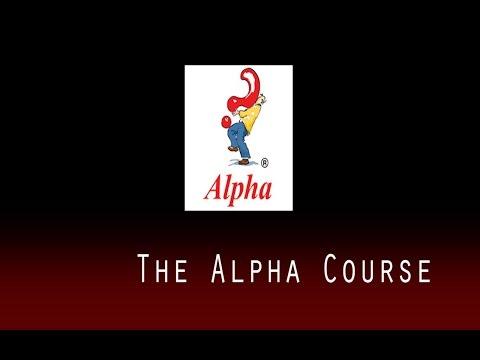 The Alpha Course - January 17, 2016 - All Saints Catholic Parish