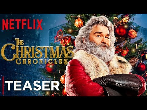 The Christmas Chronicles | Teaser [HD] | Netflix