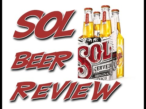 Sol Mexican Beer Review