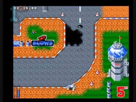 All Terrain Racing Amiga