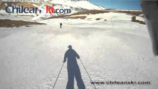 Pista Pirca, Valle Nevado Chile