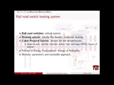 Tuning energy consumption strategies in the railway domain: a model-based approach