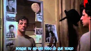 Rocky Balboa - Can you feel it SUB ESPAÑOL - Motivacional