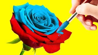Video 20 AMAZING AND EASY DIY FLOWERS MP3, 3GP, MP4, WEBM, AVI, FLV Juli 2018