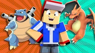 The LARGEST 32 Player Minecraft Pixelmon Island Tournament - Pokemon Mod | JeromeASF