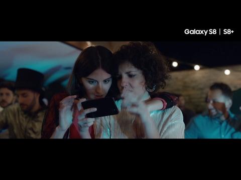 Samsung Galaxy S8 - reklama 4