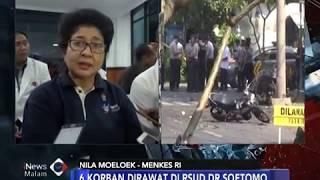 Video Menkes: Biaya Pengobatan Korban Bom Surabaya Ditanggung Pemerintah - iNews Malam 13/05 MP3, 3GP, MP4, WEBM, AVI, FLV Mei 2018