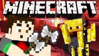 Minecraft - DUAL WIELD AXES