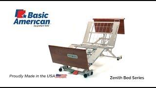 Basic American Zenith 9100 Slide WIDE