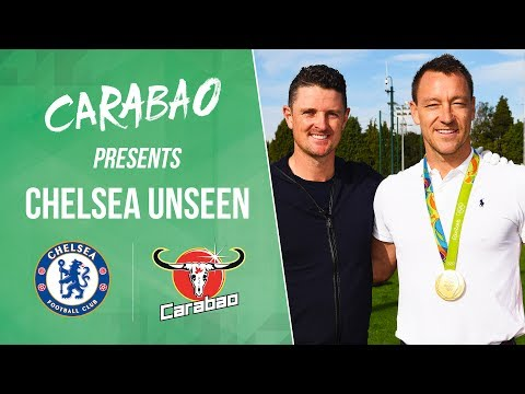 Justin Rose visits JT and David Luiz is up to his usual tricks in Chelsea Unseen - Best of October