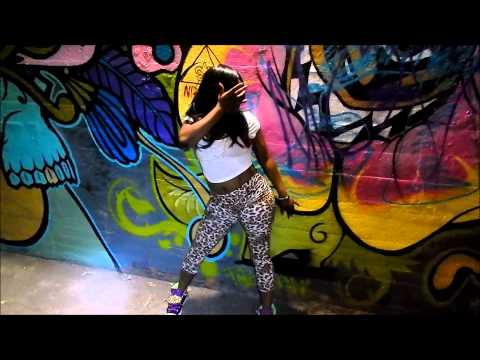 Twerk Queen @LadyDetroitOKT going HAM to Plies ft Xtra – Bend It Over