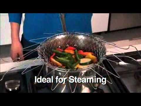 Chef Basket - 12 in 1 Kitchen Tool