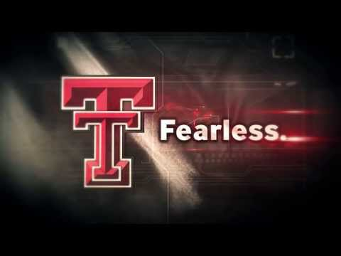 Texas Tech Football Intro 2013 (Wes Welker version)