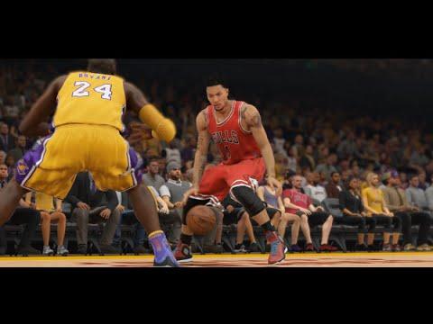 chicago - NBA 2k15 PS4 Gameplay - Derrick Rose vs Kobe Bryant! Chicago Bulls vs Los Angeles Lakers Full Game! ▻ YOUTUBE Partnership! - http://www.STGMedia.com ▻ SUBSCRIBE to STG For Daily Vids -...