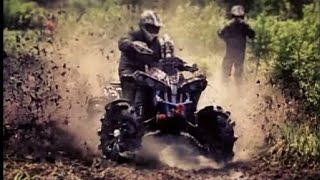 3. Can-AM Renegade turbo 840 on 8 lbs boost