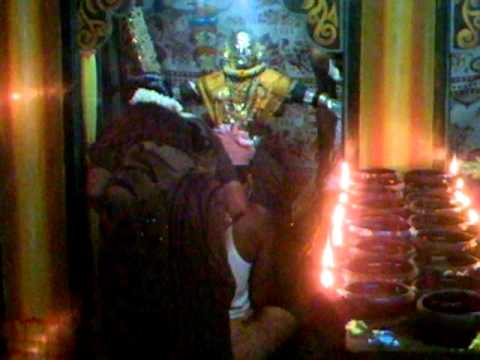 Nagasamudra Karnataka - This is God Swarnagowri, Which Festival is held in Nagasamudra Village, Bhadravathi Taluk, Shimoga District Karnataka State, This god is very powerful. This ...