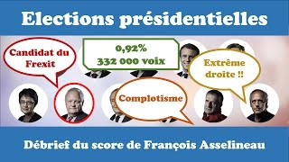 Video Présidentielles : débrief Asselineau - Vulgos Kratos MP3, 3GP, MP4, WEBM, AVI, FLV Oktober 2017