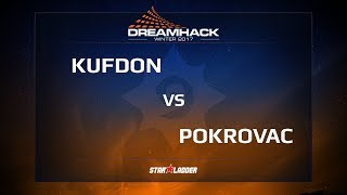 Kufdon vs pokrovac, game 1