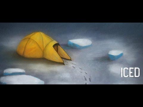 ICED.Приключенческая игра на тему выживания в мерзлоте.