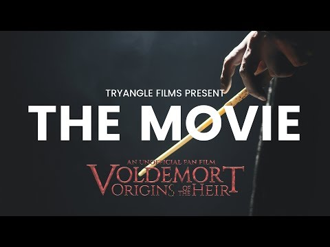 Voldemort: Origins of the Heir - An unofficial fanfilm (HD + Subtitles) (видео)