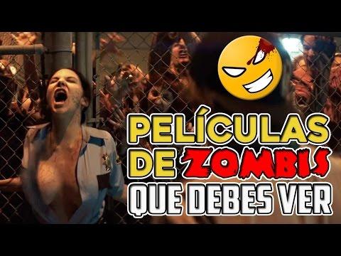 8 películas de zombis que debes ver