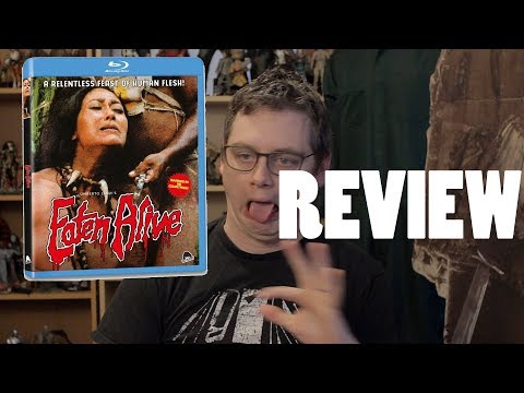 Eaten Alive Severin Films Blu-ray Review