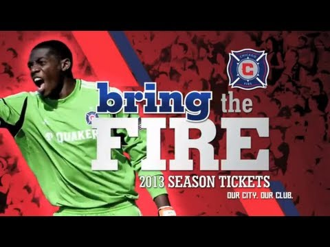 officialfiresoccer - Buy your 2013 season tickets today!