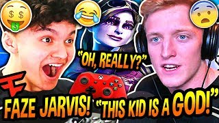 Tfue & FaZe Sway React To The *NEWEST* & *BEST* CONTROLLER PLAYER JOINING FAZE! (FaZe Jarvis!)