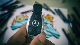 I got a chance to drive my dream car AMG Mercedes E55 with almost 500HP. That car inspired me to create a graffiti painting or a graffiti sketch on a paper with some doodles. Enjoy :)●●●●●●●●●●●●●●●●●●●●●●●●●●●●●●●●●●●My Art supplies:1. Markers: http://amzn.to/2sdrkAg2. Markers: http://amzn.to/2sdjbMiPainting Mask: http://amzn.to/2rCKYXEMy Tech gear:Drone: http://amzn.to/2sF1sP2Camera: http://amzn.to/2rrQus2POV Camera: http://amzn.to/2rDlRnwComputer: http://amzn.to/2sL5iWu●●●●●●●●●●●●●●●●●●●●●●●●●●●●●●●●●●●MY SHOP: http://doke.bigcartel.com/●●●●●●●●●●●●●●●●●●●●●●●●●●●●●●●●●●●FOLLOW ME:Facebook : http://on.fb.me/1NK2053Instagram : http://bit.ly/21aOj9n●●●●●●●●●●●●●●●●●●●●●●●●●●●●●●●●●●●●CONTACT ME:Email : doketv.info@gmail.com●●●●●●●●●●●●●●●●●●●●●●●●●●●●●●●●●●●●SEND ME SOMETHING:Martin HirnerP.O.BOX 1285003, Bratislava 53●●●●●●●●●●●●●●●●●●●●●●●●●●●●●●●●●●●●MUSIC :http://bit.ly/1l3zpKdSong: https://www.youtube.com/watch?v=eaSlXW-RLgw[T & Sugah]• https://soundcloud.com/t-and-sugah• https://www.facebook.com/T.and.Sugah/• http://youtube.com/user/TAndSugah[MVE]• https://soundcloud.com/mve-music• https://www.facebook.com/MVEmusickBeat maker:https://soundcloud.com/funky_fella
