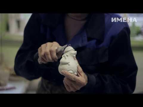 Как делают елочные игрушки на белорусской фабрике «Грай»