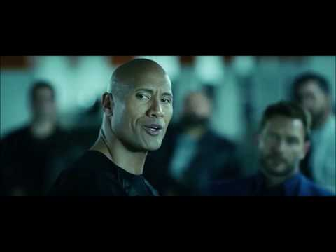Central Intelligence 2016 In Hindi :  I Know It She is The Black Badger  [ 09 ]