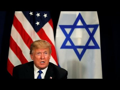 Ο Τραμπ «απειλεί» την Παλαιστίνη