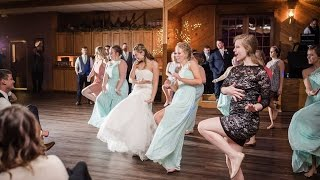 Video Surprise Wedding Dance {Shut up and Dance} MP3, 3GP, MP4, WEBM, AVI, FLV Agustus 2018
