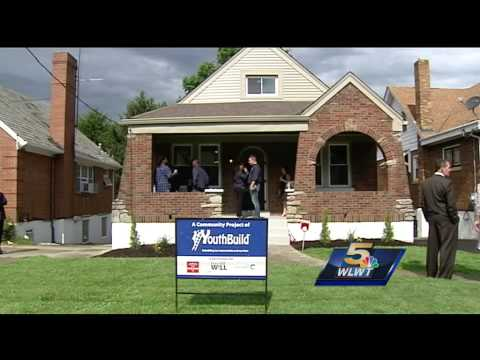 Home renovation program teaches skills to at-risk youth