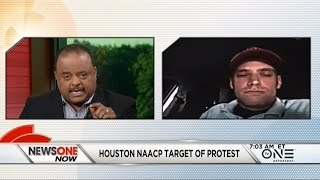 Video WATCH: Roland Martin Clashes With White Lives Matter Activist Over NAACP, BLM MP3, 3GP, MP4, WEBM, AVI, FLV Oktober 2018