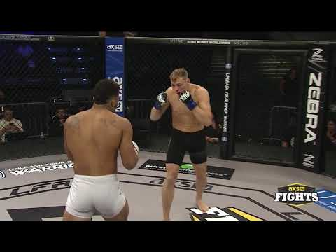 Fight Of The Week: Kailan Hill
