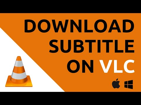 How to Download Subtitles Automatically in VLC | Movie Subtitles (.srt) [UPDATED] 2020