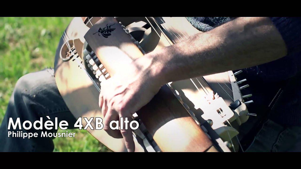 Vielle 4XB Alto