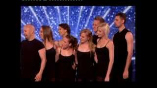 ATTRACTION - BRITAIN'S GOT TALENT 2013 FINAL PERFORMANCE