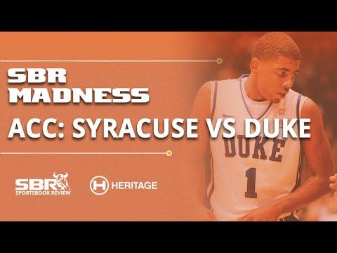 Syracuse vs Duke College Basketball Picks and Predictions | NCAAB Betting Tips