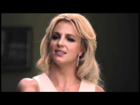 Britney Spears On Glee – Scene #2